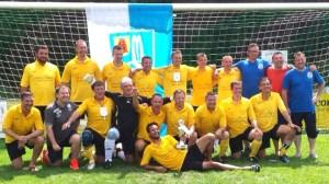 Teamfoto TuS Mingolsheim Südeutsche Meisterschaften 2014