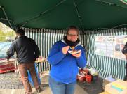 1. Mai mit dem TuS: leckere Currywurst