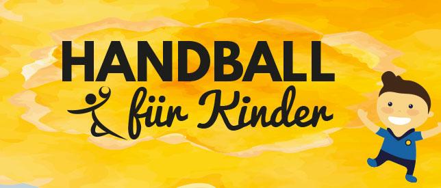Handball für Kinder
