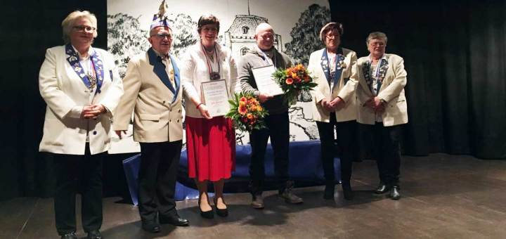 Gabi Pletziger ist Bürgerin des Jahres 2020
