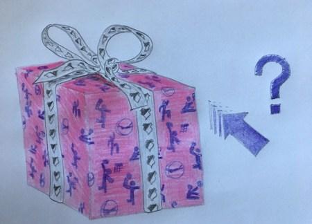 Das geheimnisvolle Paket