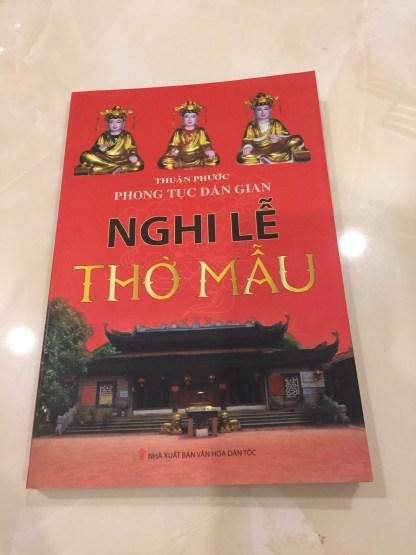 Nghi Lễ Thờ Mẫu – Thuận Phước