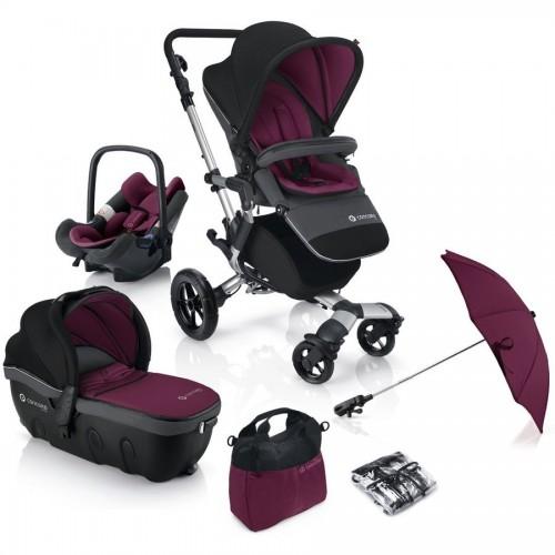 Las 10 claves para elegir una silla de bebé