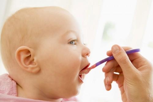 alimentos del bebe