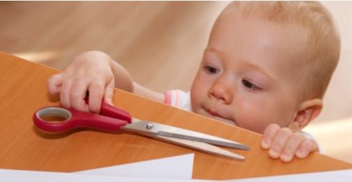 prevenir accidentes con el bebe
