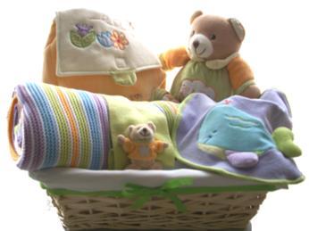 cestas para bebes