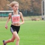 Kaya Krüger lief ebensfalls neue Bestzeit über 800 m