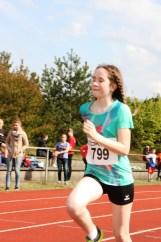 Anna-Lena Hansen in ihrer ersten Saison