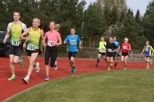 5000 m Lauf