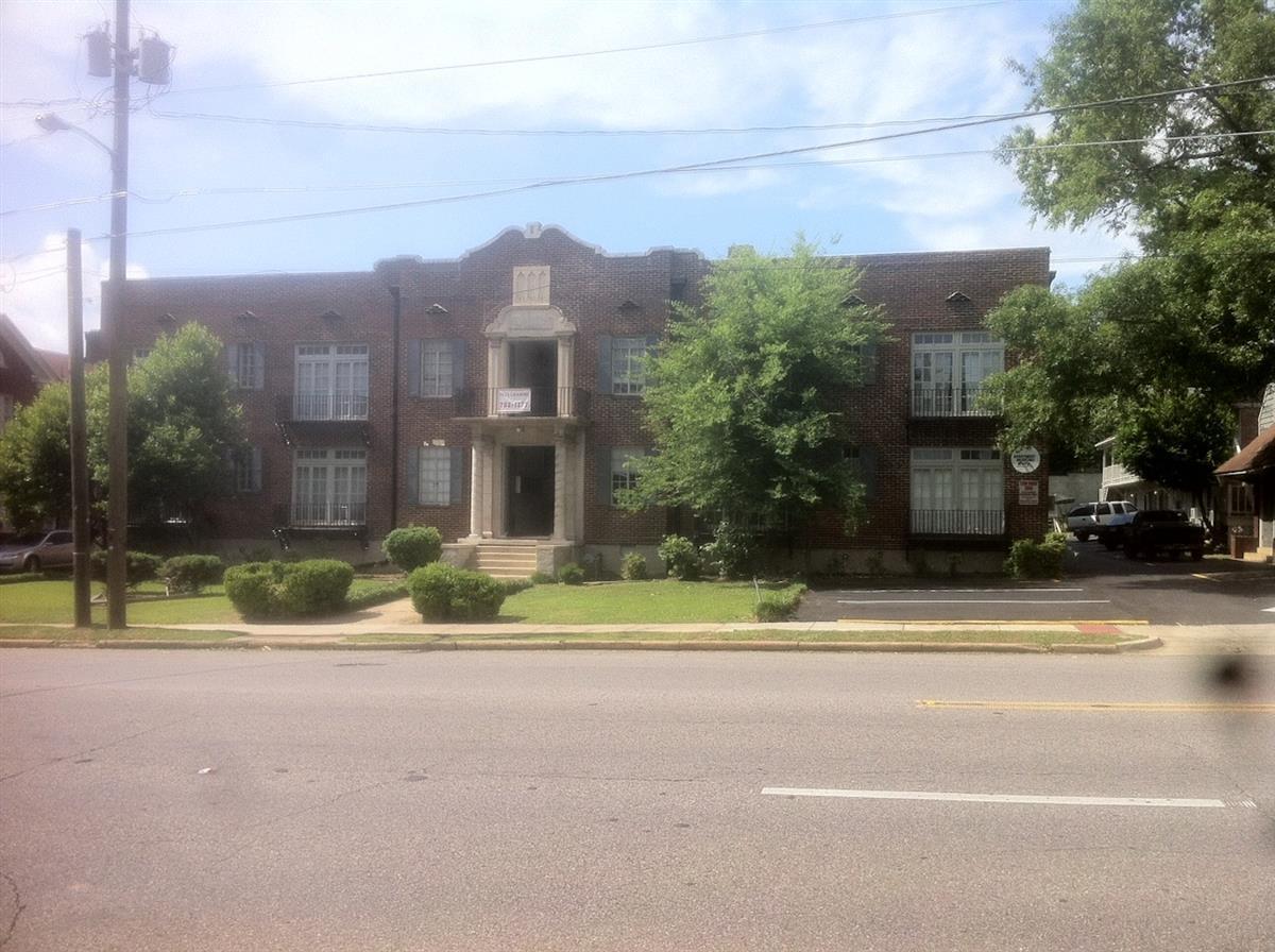 Audubon Manor  Apartment in Tuscaloosa AL
