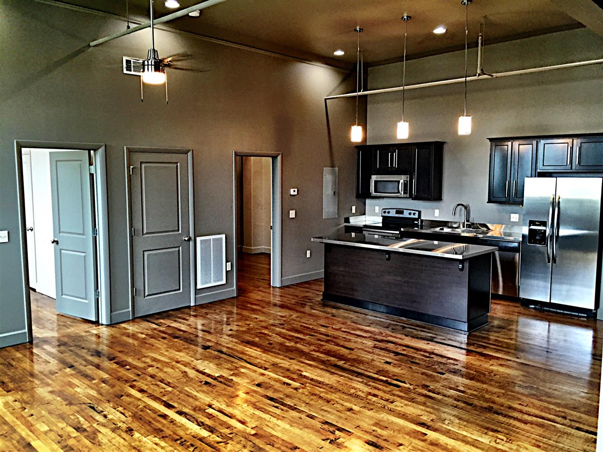Kress Lofts  Apartment in Tuscaloosa AL