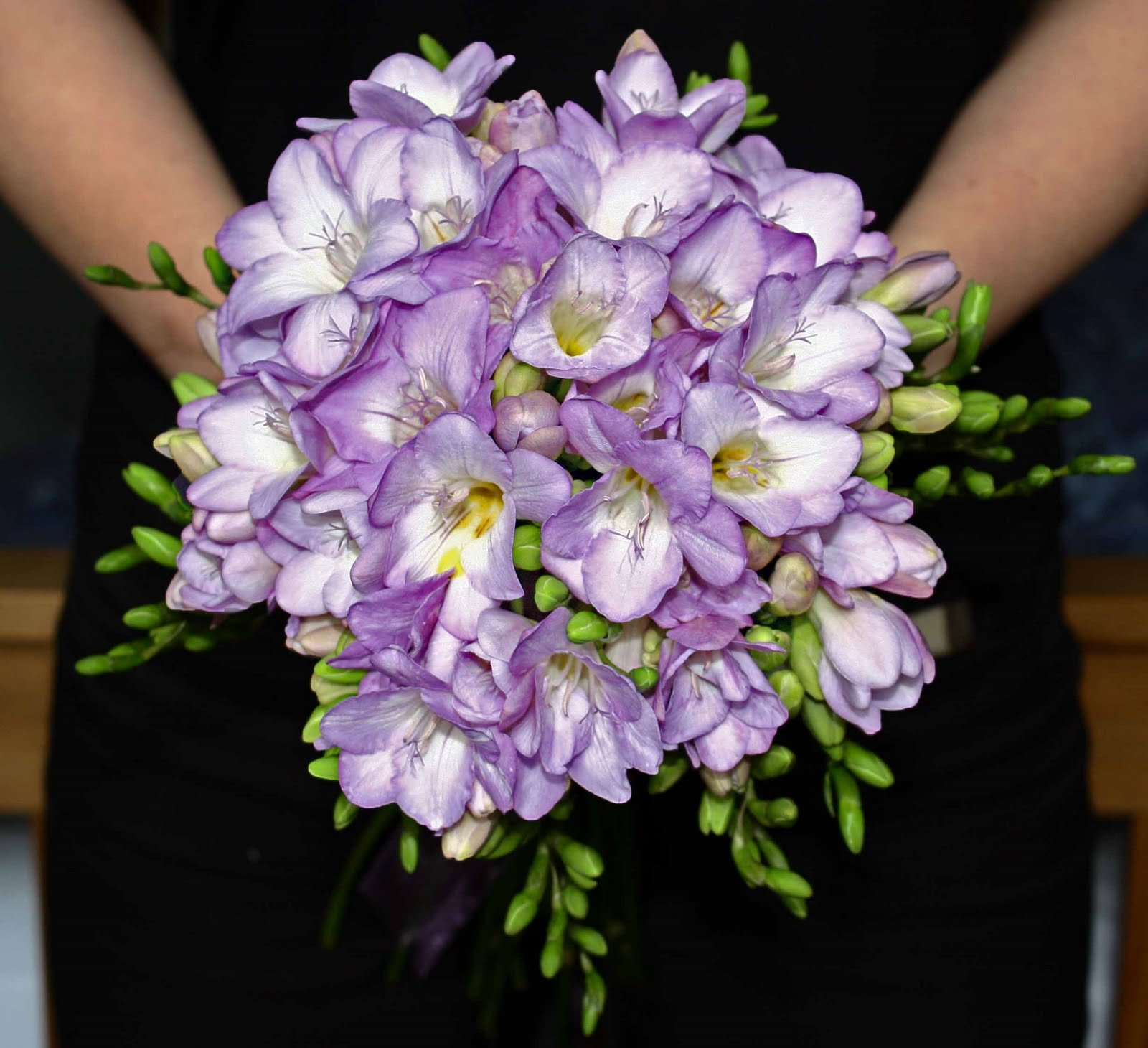 Innocence and beauty at your wedding with Freesia flower  Tuscan Dreams