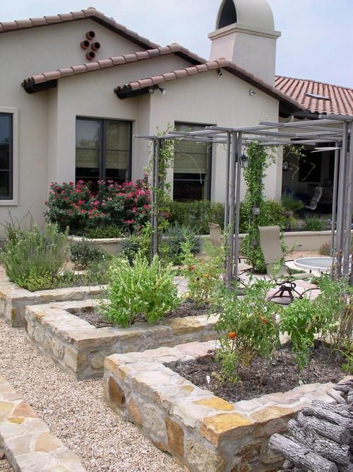 A Tuscan Garden Design Idea Or Two! Tuscan Home 101