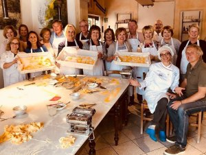 Private cooking lessons Florence Tuscany