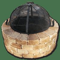 Munich Fire Pits - Tuscan Paving Stone