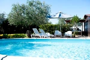 Villa a EmpoliAffitto villa con piscina a Martignana