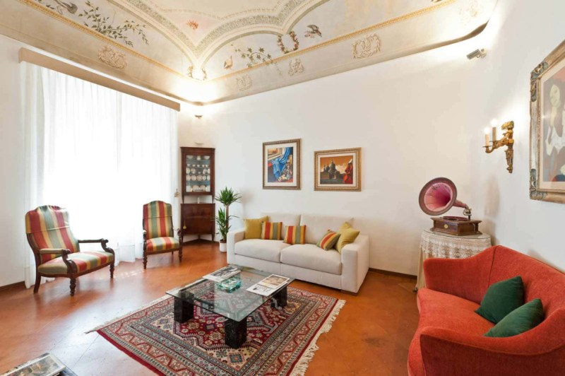 Palazzo Cinotti: Luxury Apartments in the heart of Siena
