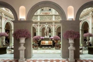 Il Four Seasons Hotel Firenze è uno degli hotel più belli di Italia. Abbiamo intervistato General Manager e babbo di questo meraviglioso albergo in Toscana