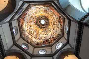 Il numero 8 nella simbologia cristiana: la cupola del Duomo di Firenze