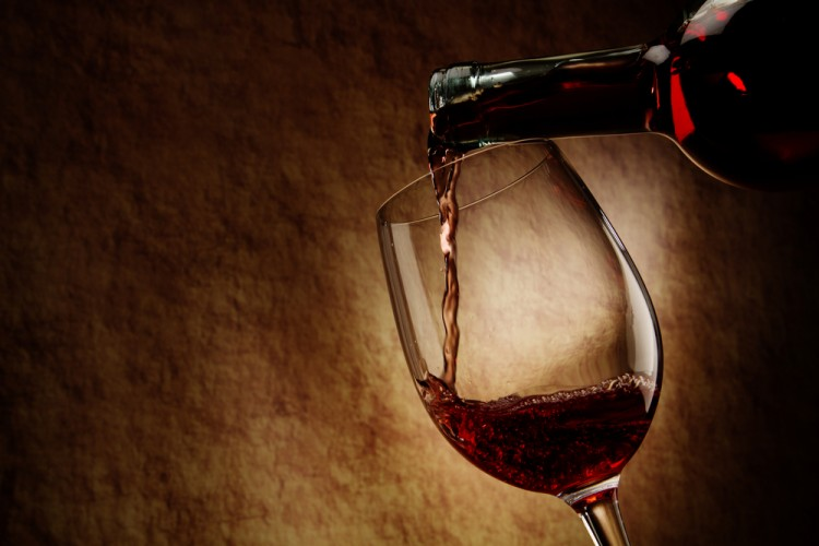 Ballon vino rosso