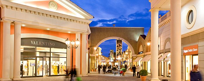 outlet in toscana