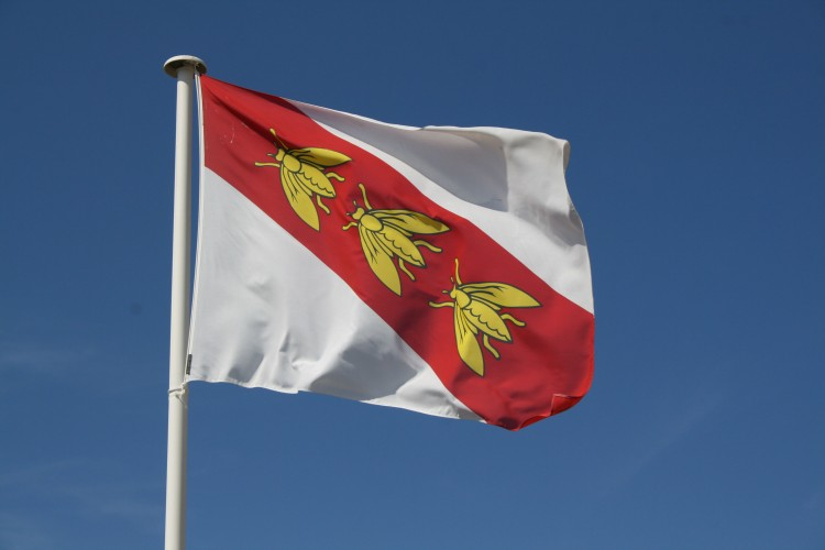 La bandiera con le tre mosche è la bandiera dell'Isola d'Elba