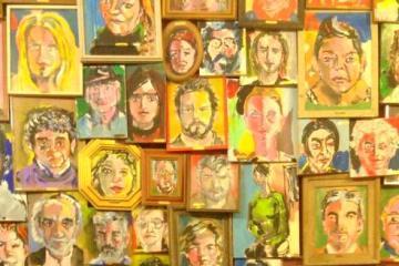 """Si è aperta il 13 giugno 2014 la mostra di Giambaccio """"I Ritrattati"""" presso il Museo Bellini di Firenze aperta fino al 13 luglio 2014."""