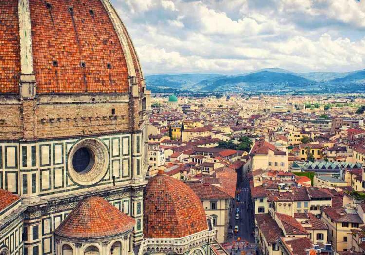 Firenze è nella top 5 delle città italiane più visitate del turismo internazionale