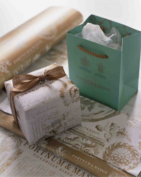 Betty Soldi - F&M wrapping
