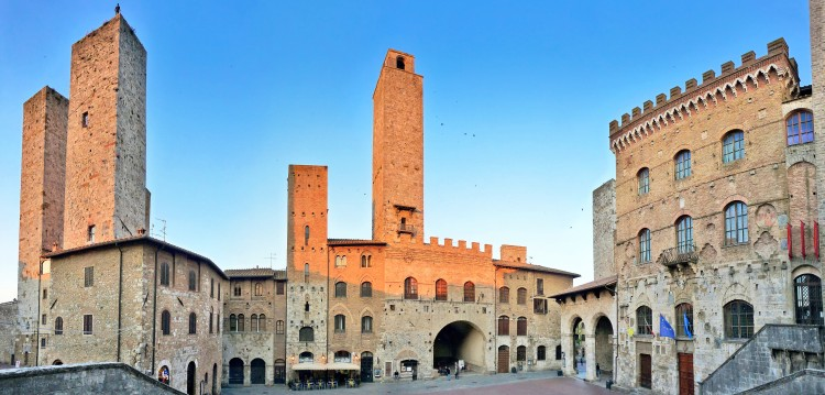I 5 borghi più belli della Toscana per 5 weekend tra relax,storia e enogastronomia: Cortona, San Gimignano, Volterra, Monteriggioni,Pitigliano