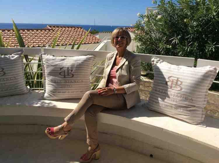 Simona Sardi - Baia Bianca Suites