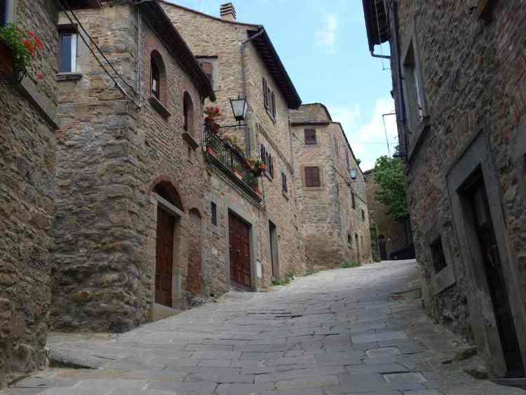Toscana Cortona Arezzo