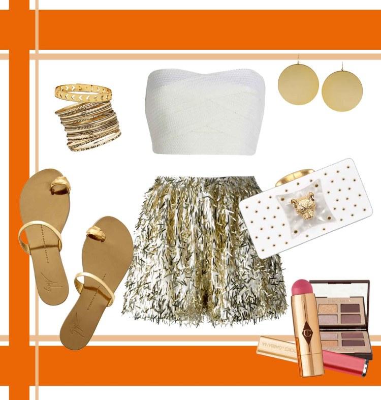 Rossella Cannone: consigli per il look per party in spiaggia