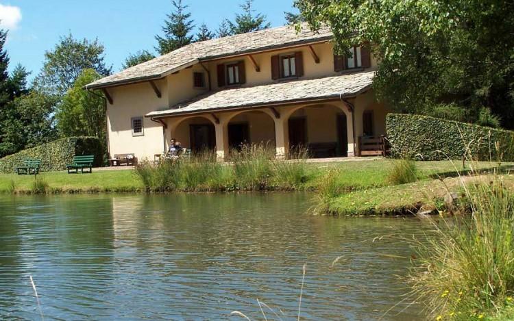 Il Parco dell'Orecchiella offre strutture per l'accoglienza dei visitatori