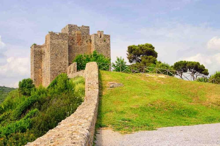 Parco della Maremma, il primo parco della Toscana e d'Italia riconosciuto dalla Comunità Europe, ideale per godere di un weekend in Toscana