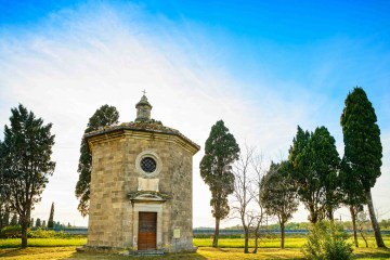 Oratorio di San Guido nel Parco della Maremma