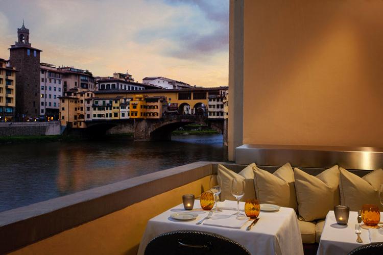Borgo San Jacopo: uno dei migliori ristoranti in Toscana secondo Ristoranti d'Italia 2015, la guida de L'Espresso dedicata alla ristorazione