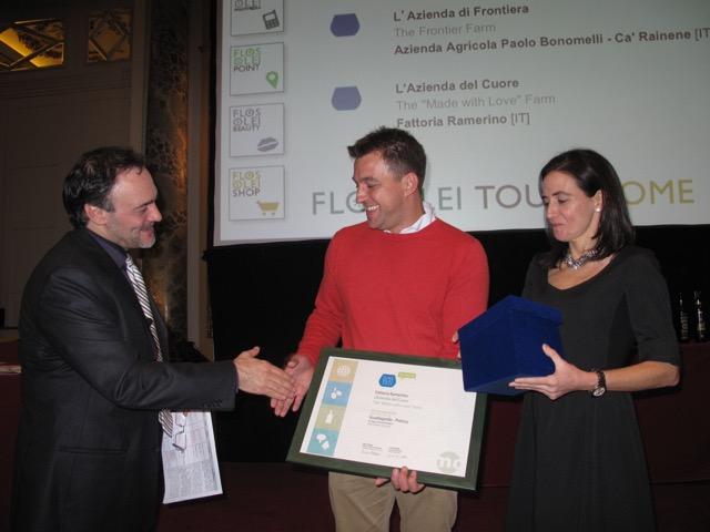 Flos Olei 2015 si è svolta a Roma lo scorso 29 novembre. L'Italia e la Toscana si sono aggiudicate 11 posizioni nella top 20 dei migliori olî del mondo.