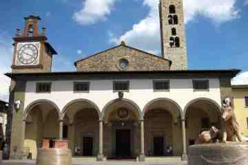 I Musei del Chianti Fiorentino nascono nel 2013 sulla spinta del Comune di San Casciano.Raccolgono 10 paesi del territorio toscano per promuovere la cultura