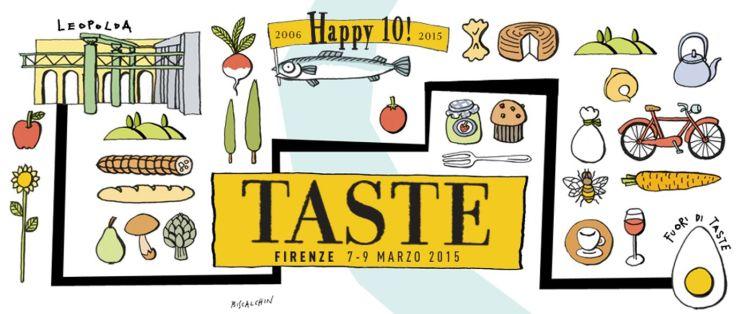 Pitti Taste 2015 festeggia dieci anni, da sabato 7 a lunedì 9 marzo,