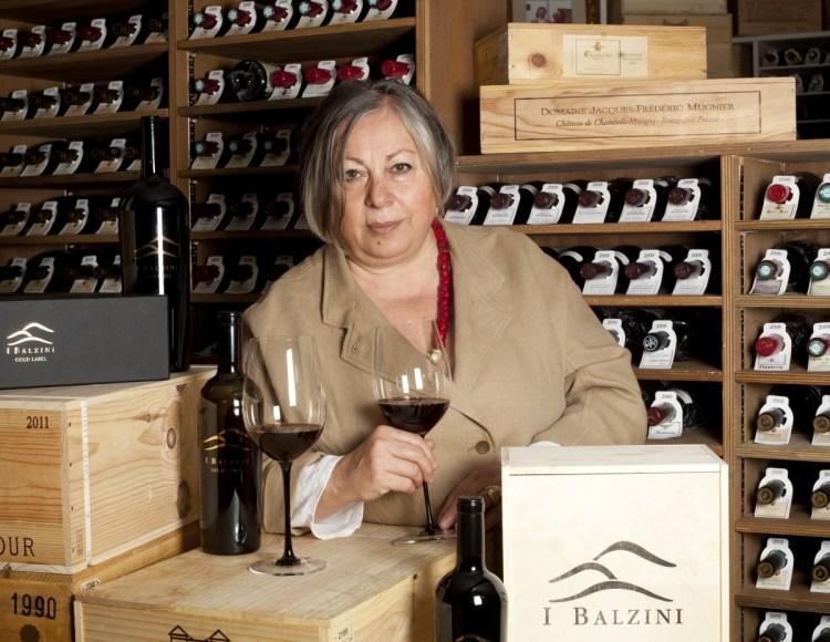 Gold Label è il nuovo vino ammiraglio dell'azienda Balzini di Barberino Val d'Elsa.