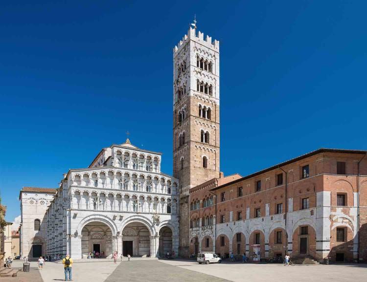 Duomo di Lucca, cattedrale di San Martino