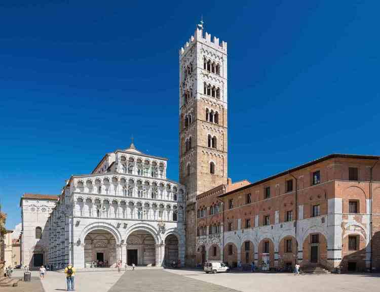 Duomo di San Martino – Lucca 3