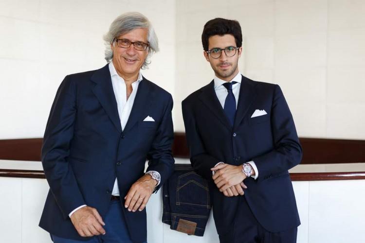 Sandro Fratini e Giulio Fratini