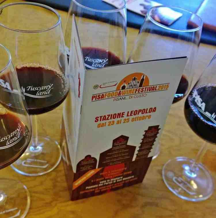 Dal 23 al 25 ottobre a Pisa la 4° edizione del Pisa Food&Wine Festival: protagonisti i prodotti del territorio, i produtturi locali e tutti i partecipanti