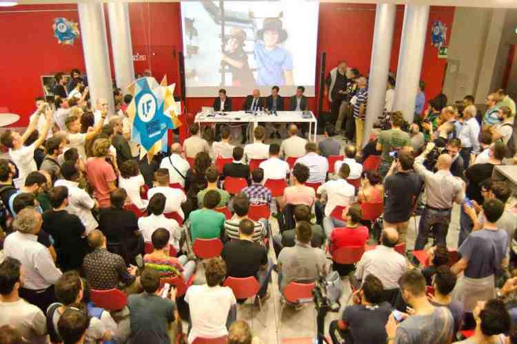 Internet Festival 2015 - Forme di Futuro, dall'8 all' 11 ottobre a Pisa l'evento che trasformerà la città toscana nella capitale della rivoluzione digitale.
