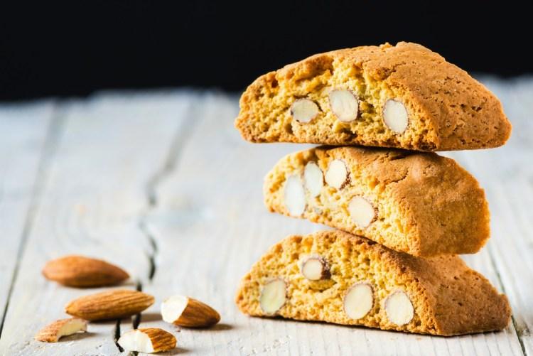 Cantucci Toscani IGP, biscotti tipici della Toscana