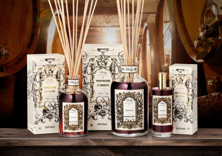 Wally Parfums 1925 Firenze - divino ambient