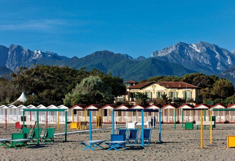 Al ristorante la Magnolia dell'Hotel Byron di Forte dei Marmi, è nata 1 stella Michelin, lo chef Cristoforo Trapani.