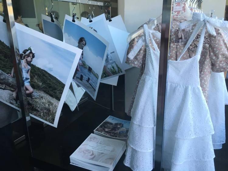 Miss Pois è il brand di moda per bambine di Laura Panichi, presentato a Pitti Bimbo 83.